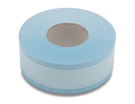 Sterilisationsrollen mit Indikator 200 mm Breite