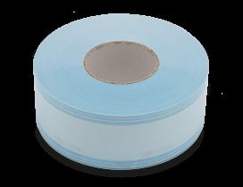Sterilisationsrollen mit Indikator 300 mm Breite