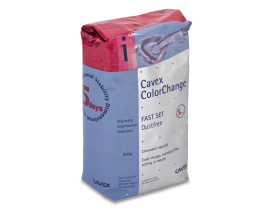 Cavex Alginat Color Change Fast Set 500 g