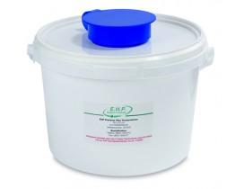 5 Liter Eimer mit Deckel für Feuchttuchrollen 201000, 201100, 201110